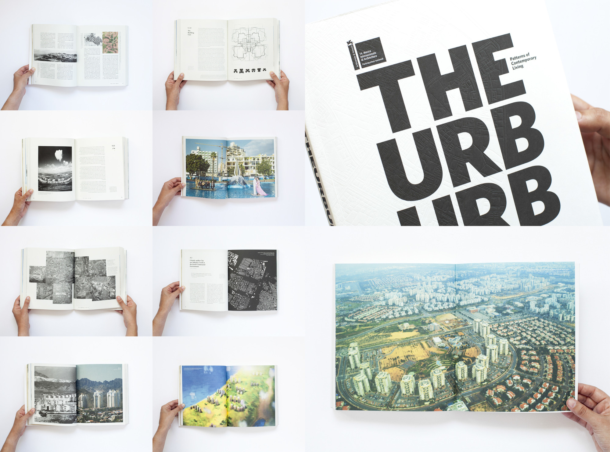 "Publication: ""The Urburb - Patterns of Contemporary Living"", © Sternthal Books"