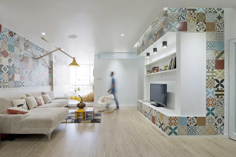 Departamento HT / Landmak Architecture, © Le Anh Duc