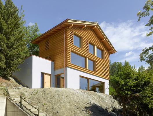 DEY House / Cagna + Wenger Architectes