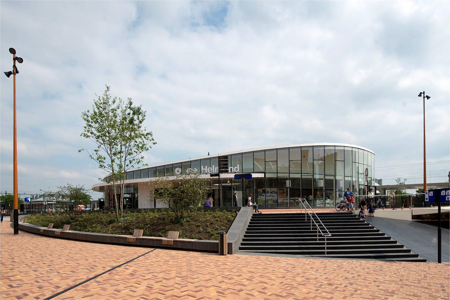 Helmond Station / studioSK,Movares , © Ben Vulkers fotografie