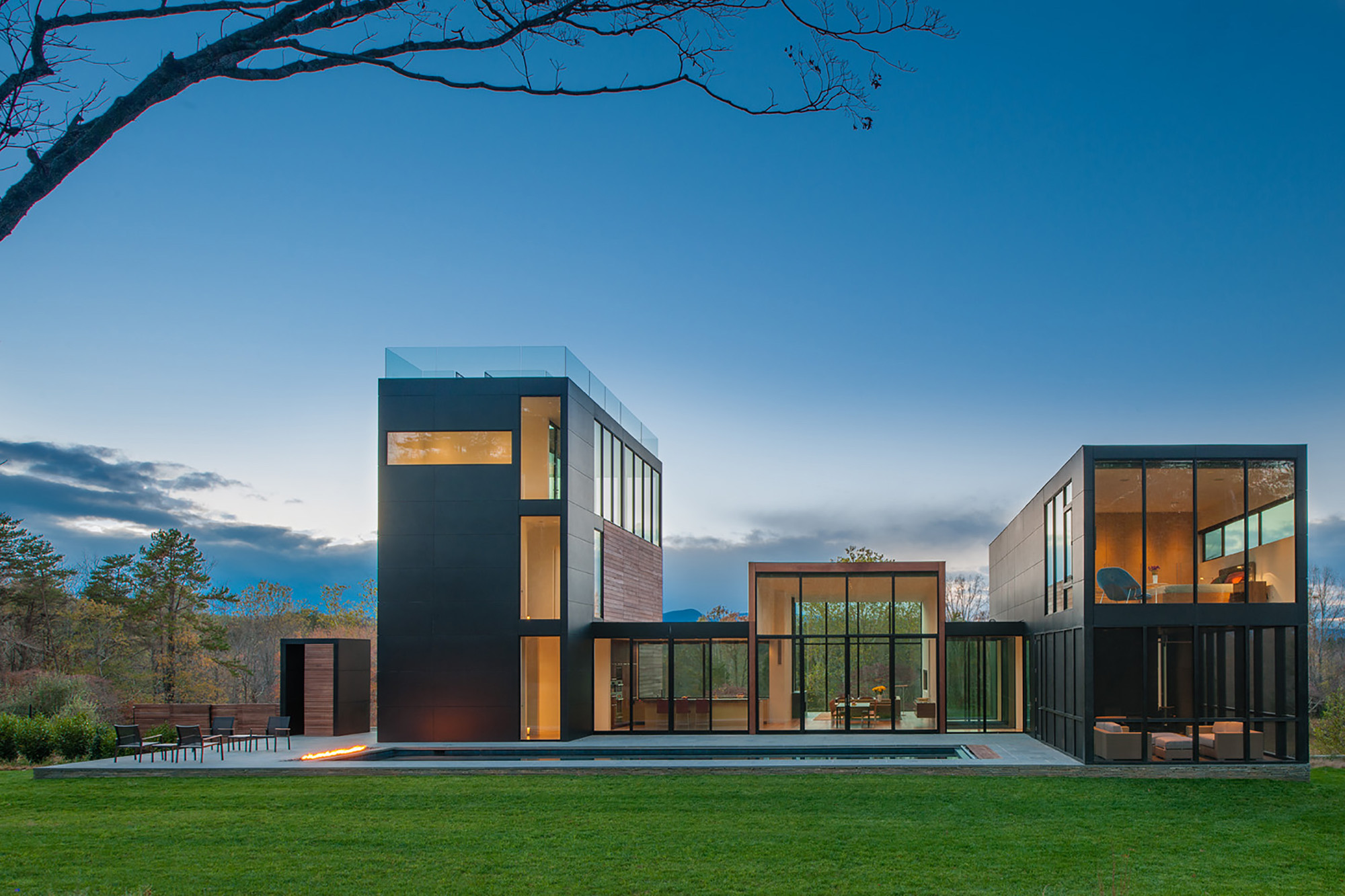 4 Springs Lane / Robert M. Gurney Architect, © Maxwell MacKenzie
