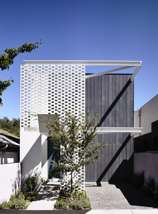 Vivienda Fairbairn  / Inglis Architects, © Derek Swalwell