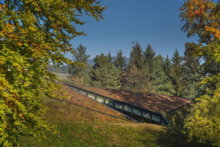 KCEV / Petr Hajek Architekti, © Benedikt Markel