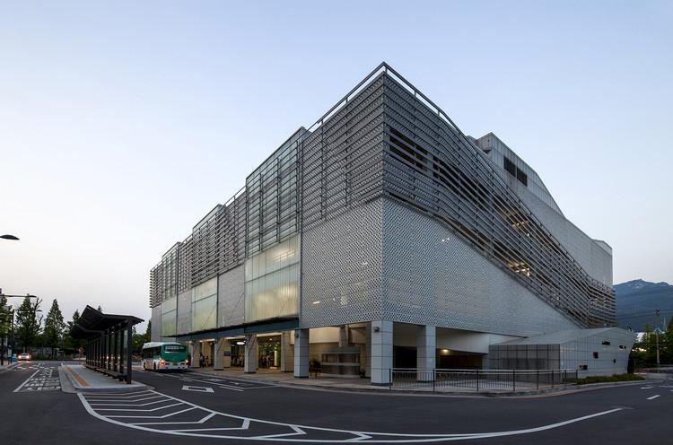Dobongsan Car Park / Jae Kim | CoDeAU + Namoa Architects , © Kwang Sik Jung