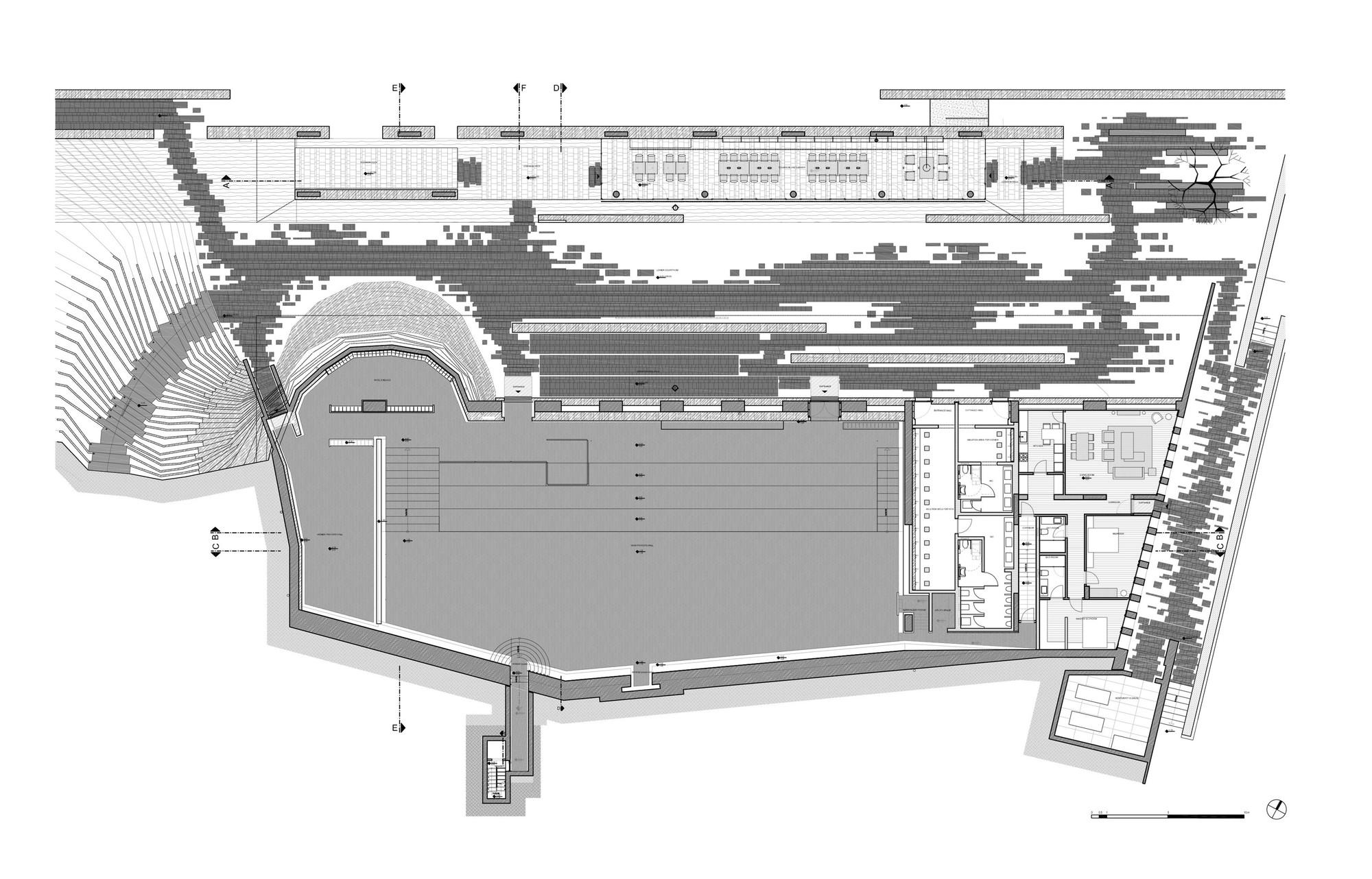 Galeria De Mesquita Sancaklar Emre Arolat Architects 19
