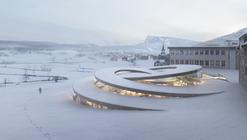BIG Diseña Museo en espiral para relojeros Suizos