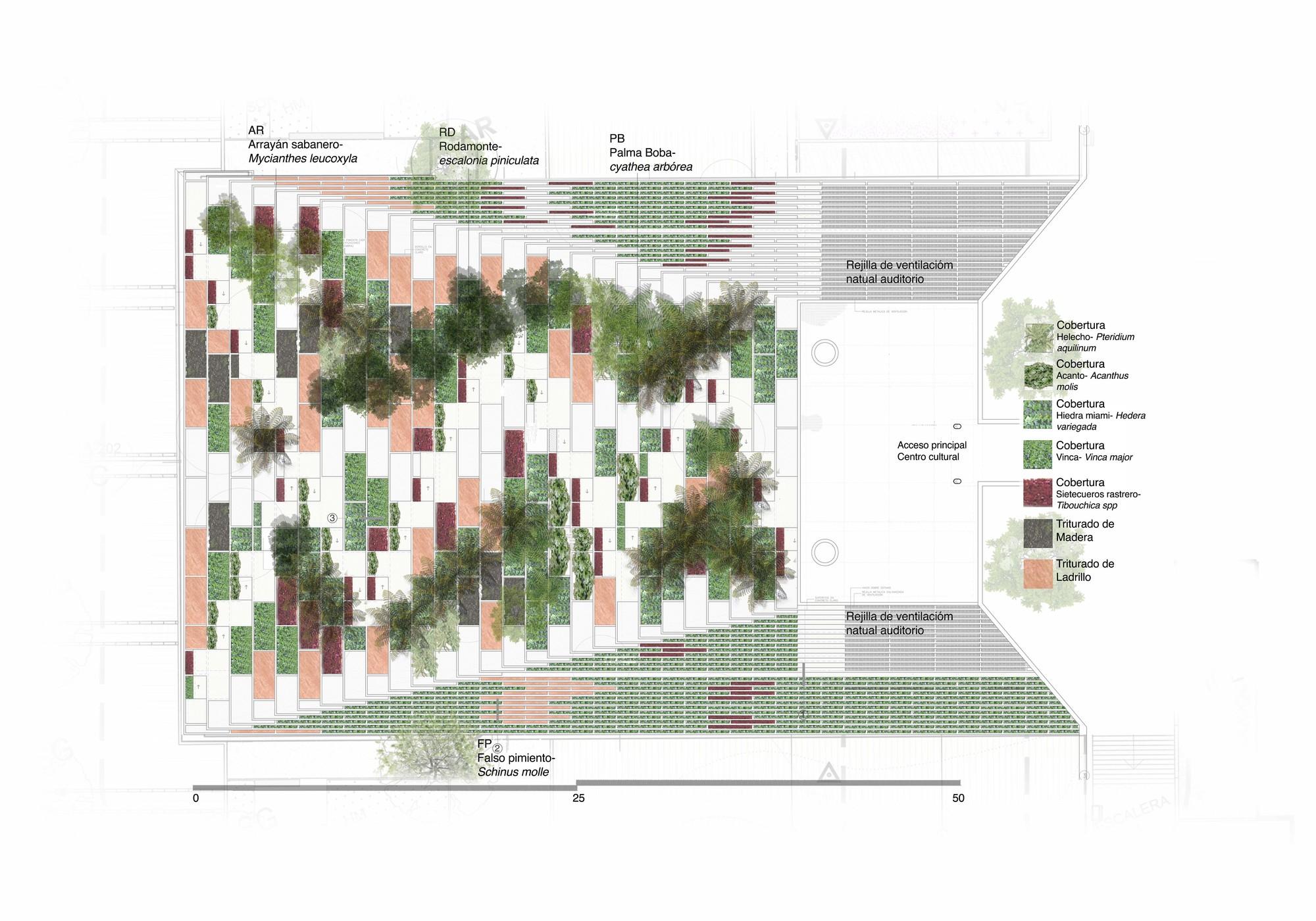Galer a de arquitectura y paisaje espacios verdes for Arquitectura del paisaje