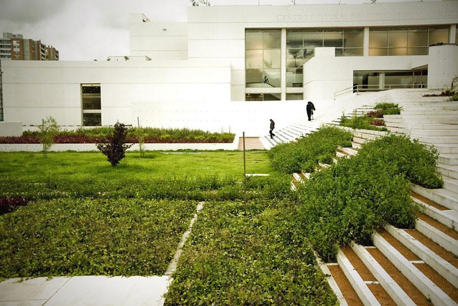 Galer A De Arquitectura Y Paisaje Espacios Verdes
