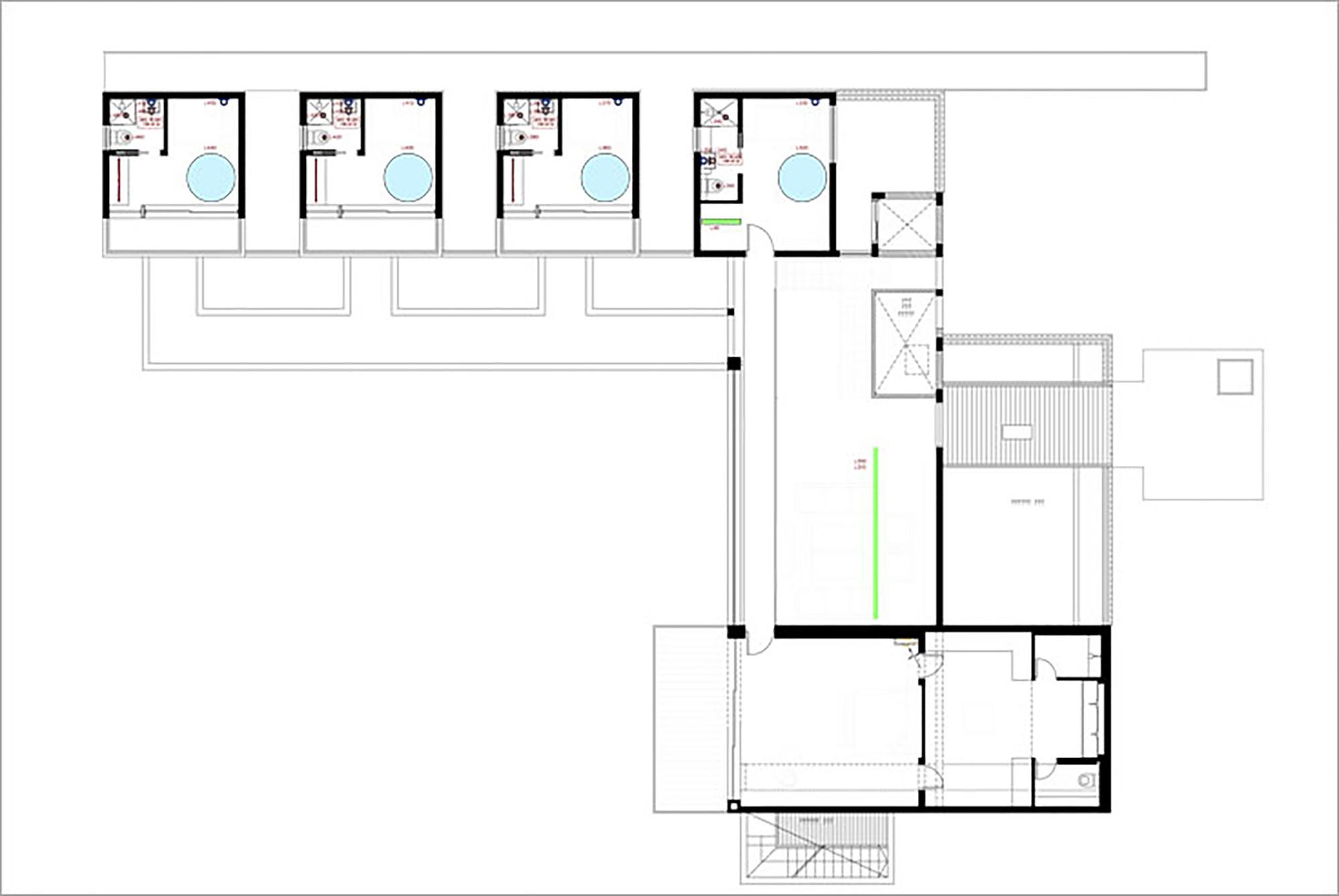 Trend Second Floor Plan