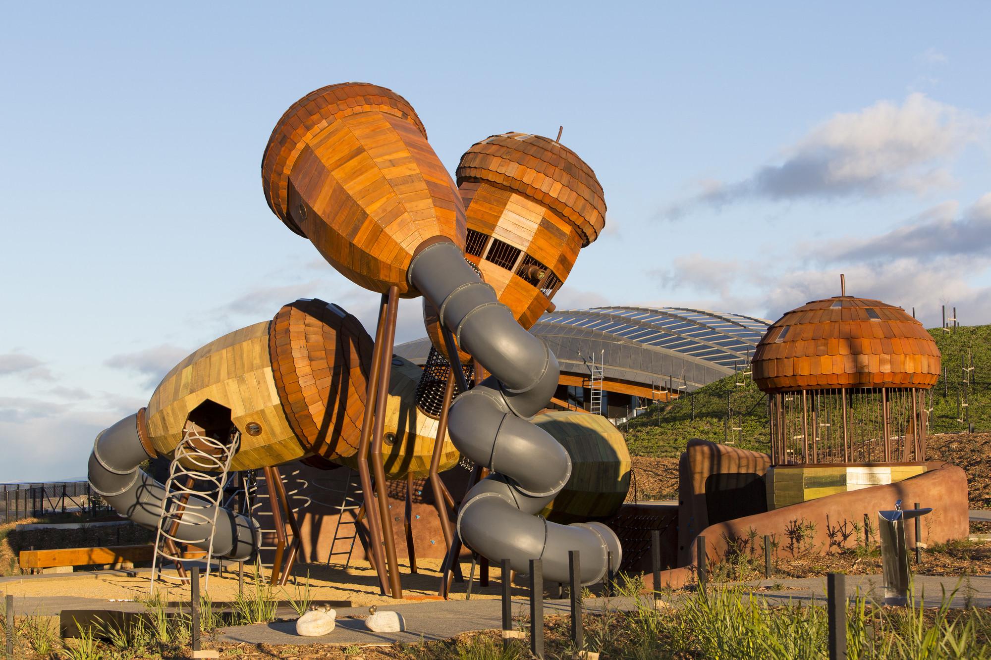 Instituto Australiano de Arquitetos anuncia vencedores do Prêmio ACT 2014, Sir John Overall Award for Urban Design – ARBORETUM de Tonkin Zulaikha Greer eTaylor Cullity Lethlean. Imagem © Brett Boardman