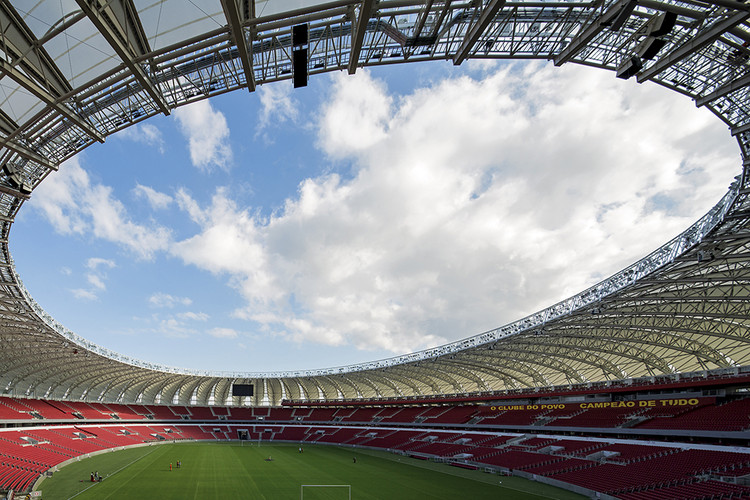 Modernización Del Estádio Beira-Rio / Hype Studio, © Leonardo Finotti