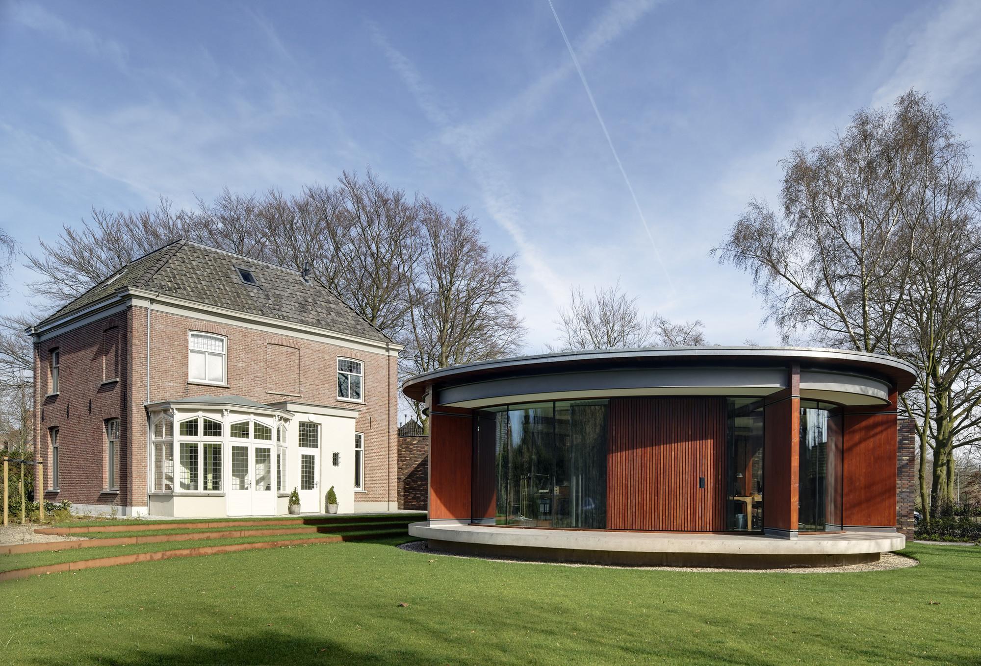Huize Vreeburg / HILBERINKBOSCH Architecten, © Rene de Wit