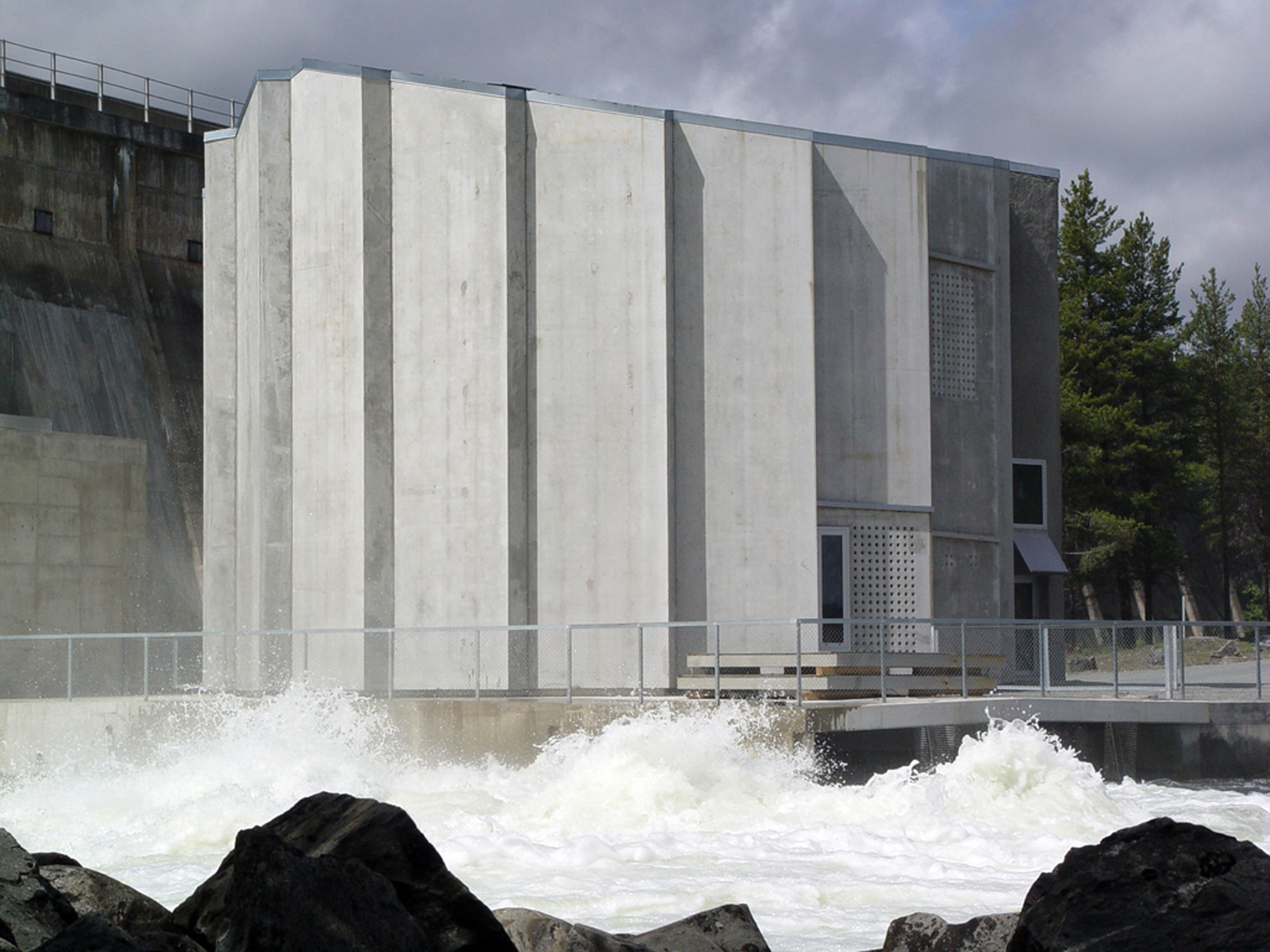 Pålsbu Hydro Power Station / Manthey Kula Architects, Courtesy of Manthey Kula Architects