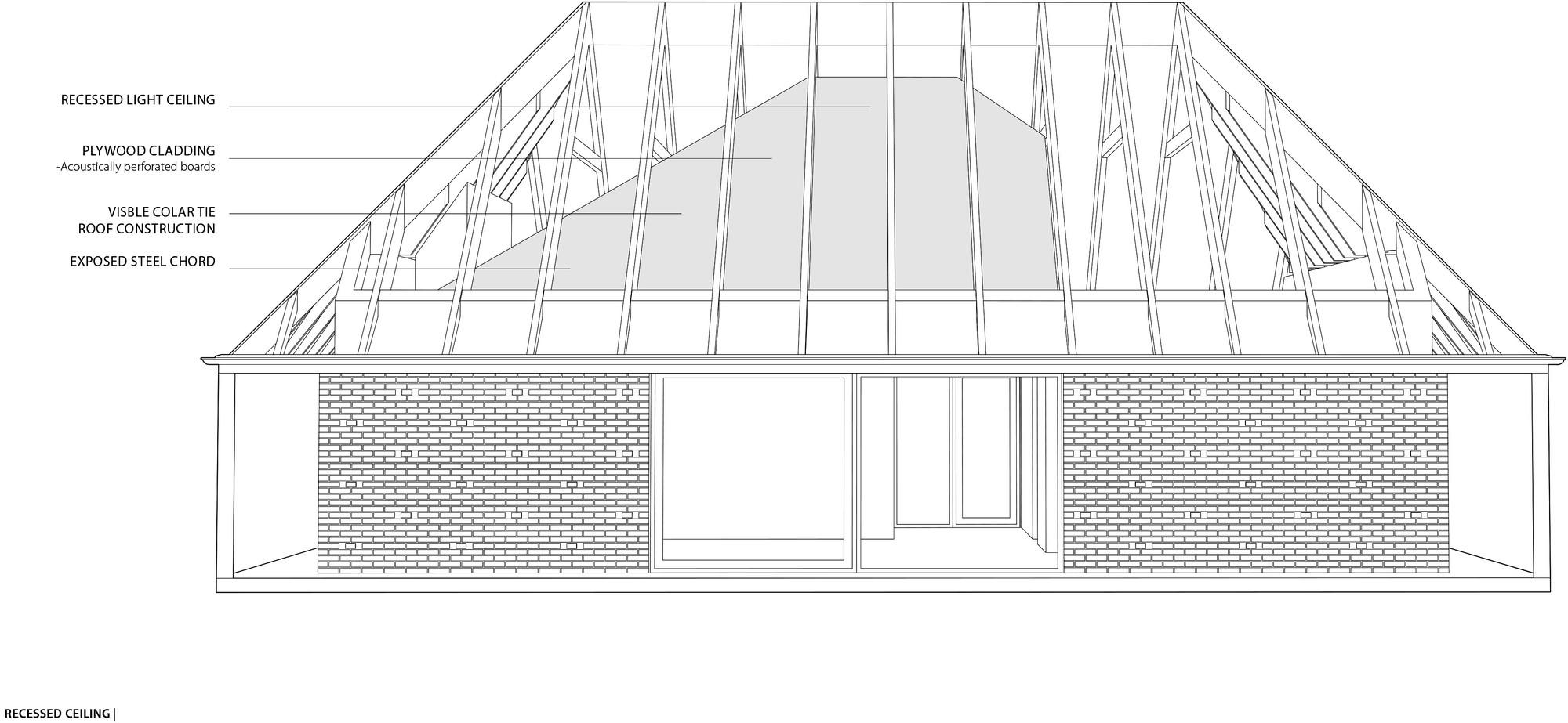 Gallery Of Brick House Leth Gori 30