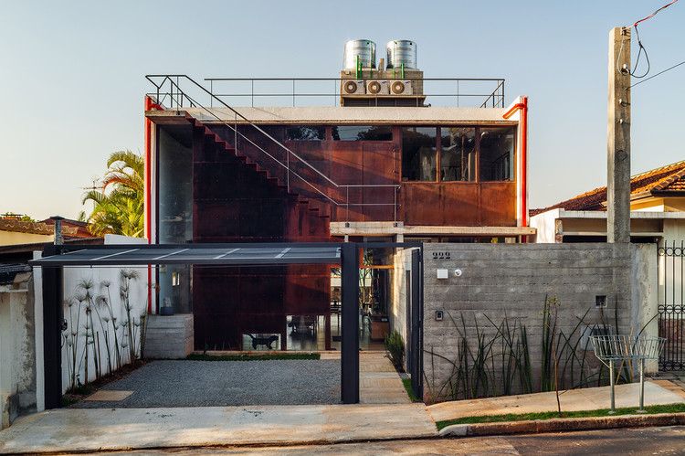 Casa Pepiguari / Brasil Arquitetura, © Nelson Kon