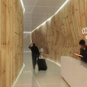 Public Space Winner: HUB / Pierre Levesque (Lobby). Image Courtesy of Prodigy Network