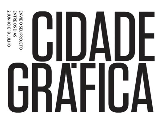 """Chamada de projetos para a exposição """"Cidade Gráfica"""""""