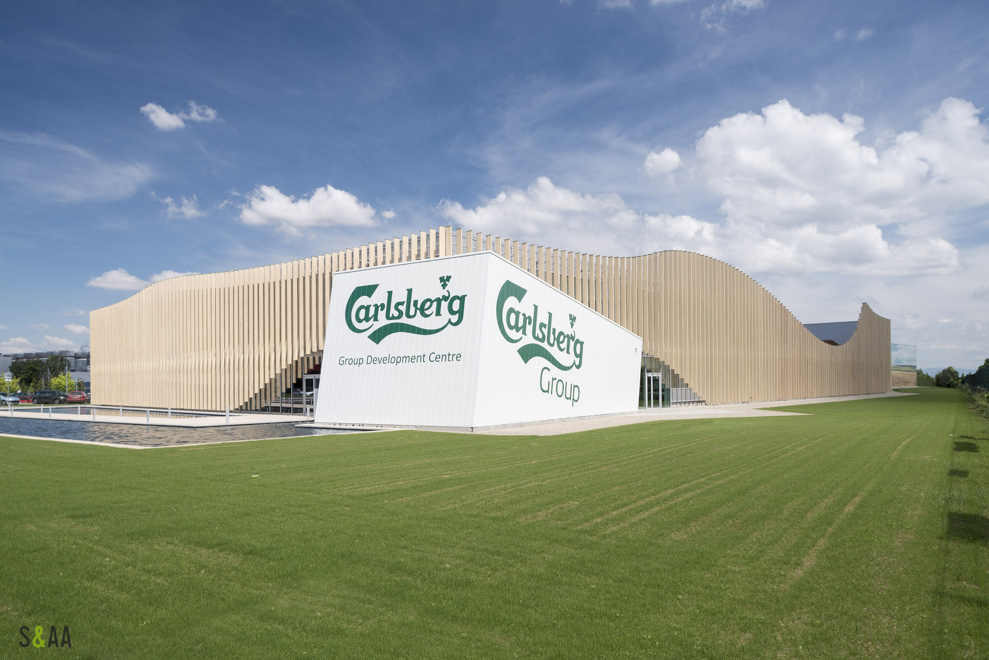 Carlsberg Innovation, Research And Development Centre / S&AA, © Pierre Pommereau