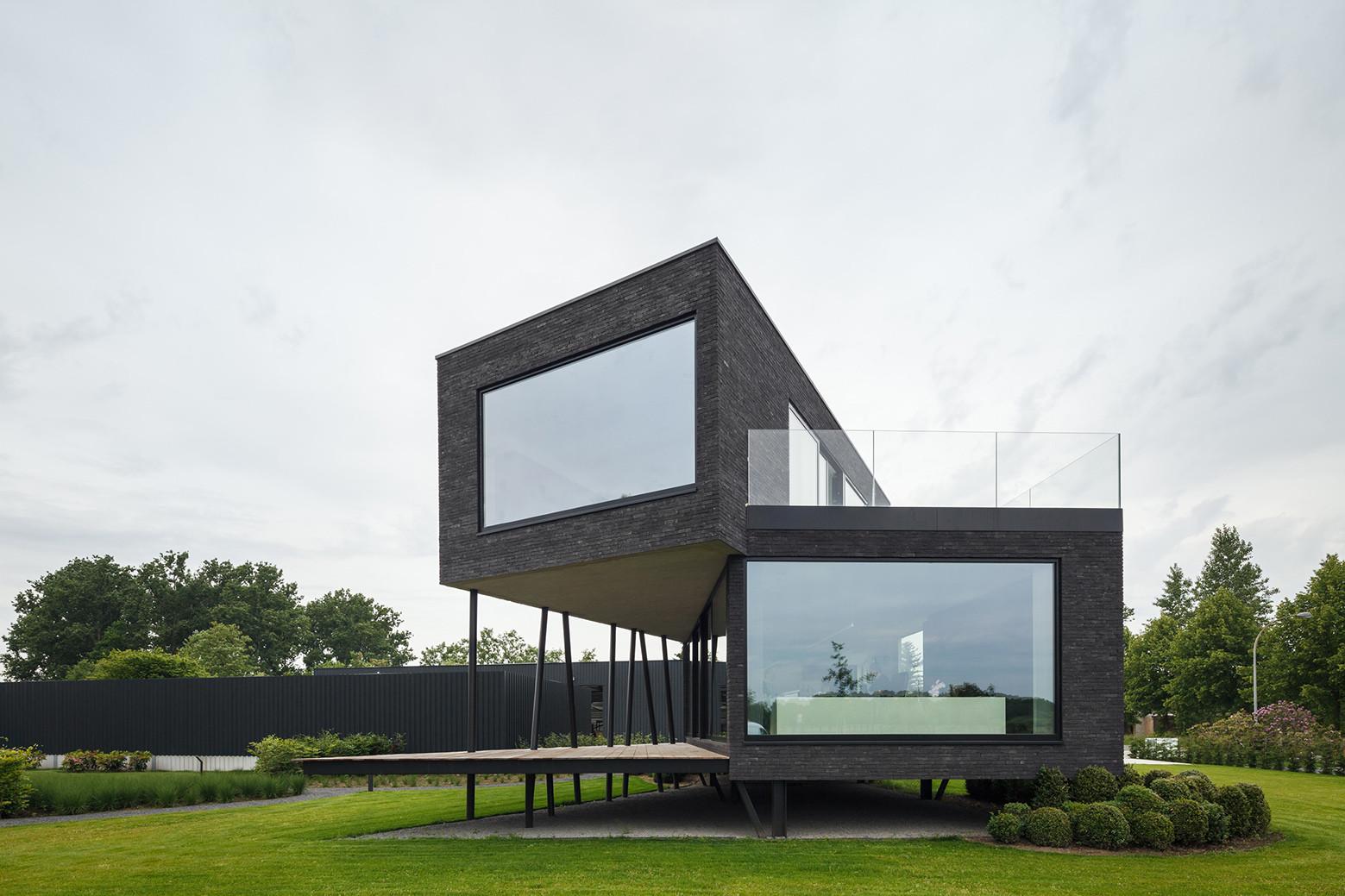 Office NETE / architectenbureau Wil-Ma, © Stijn Bollaert