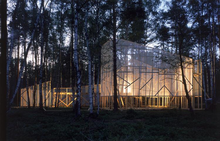 Villa Rose and X-Park / Meganom, © Yury Palmin