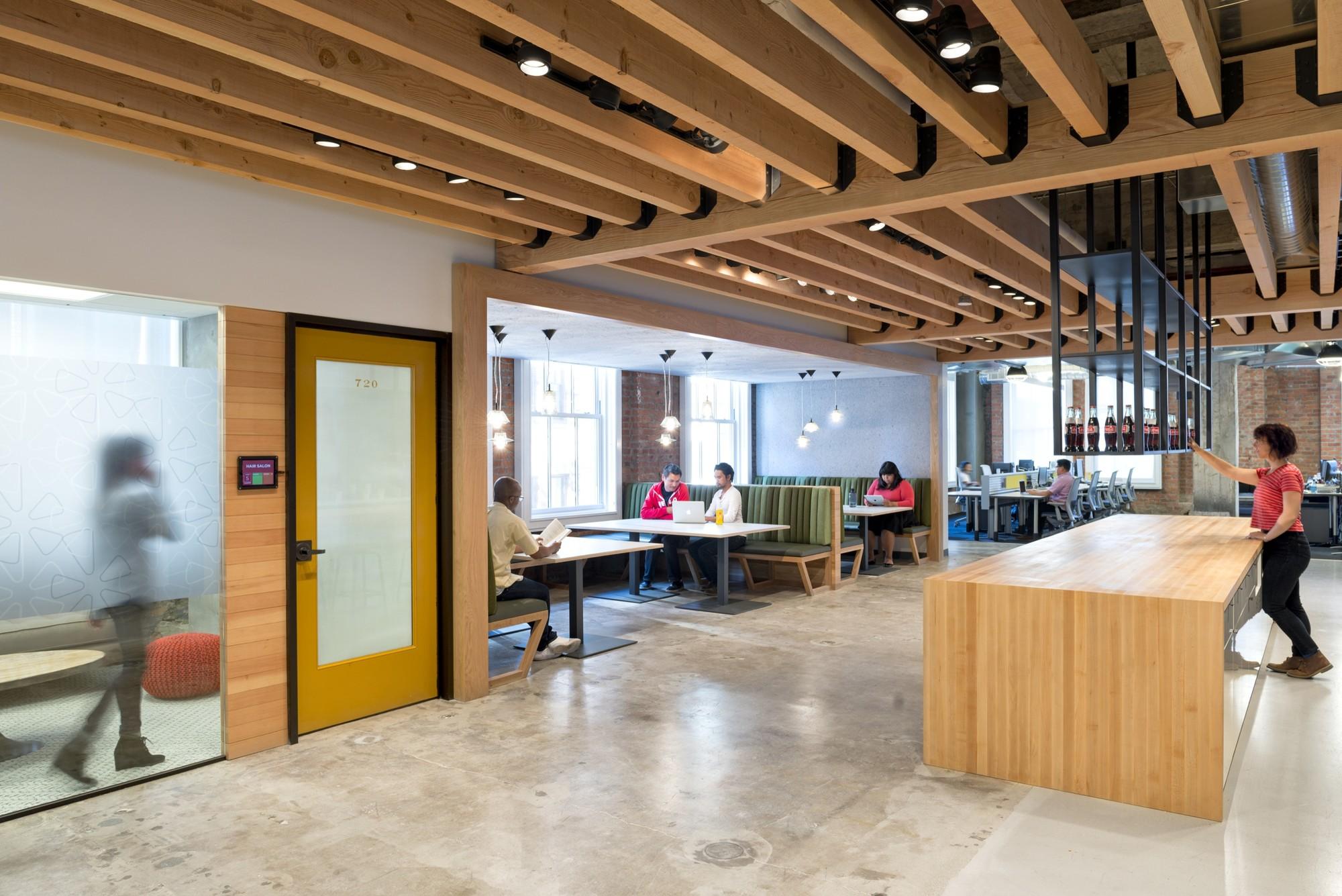 Gallery of Yelp Headquarters Studio OA 17