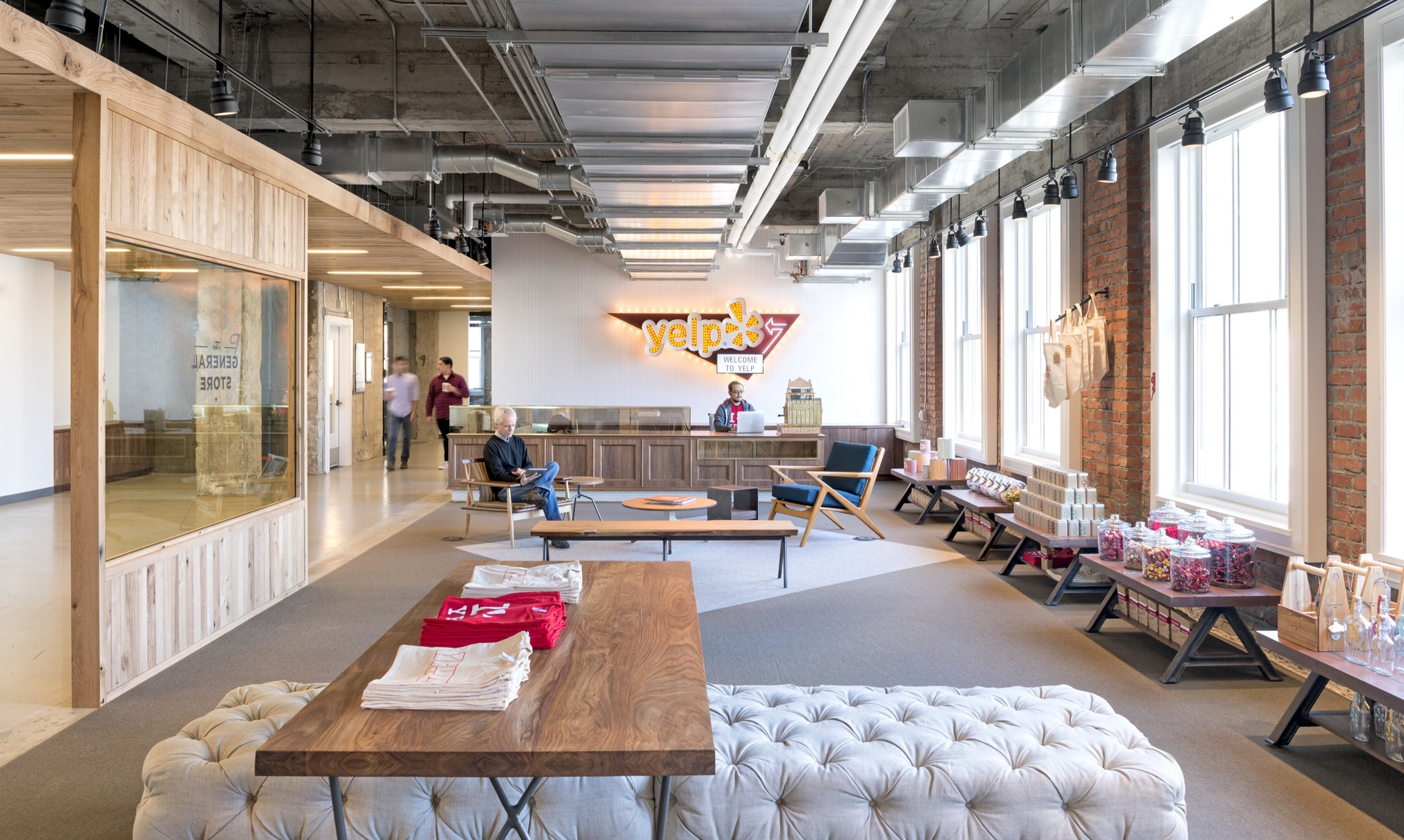 Gallery of Yelp Headquarters Studio OA 1