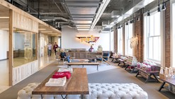 Yelp Headquarters / Studio O+A