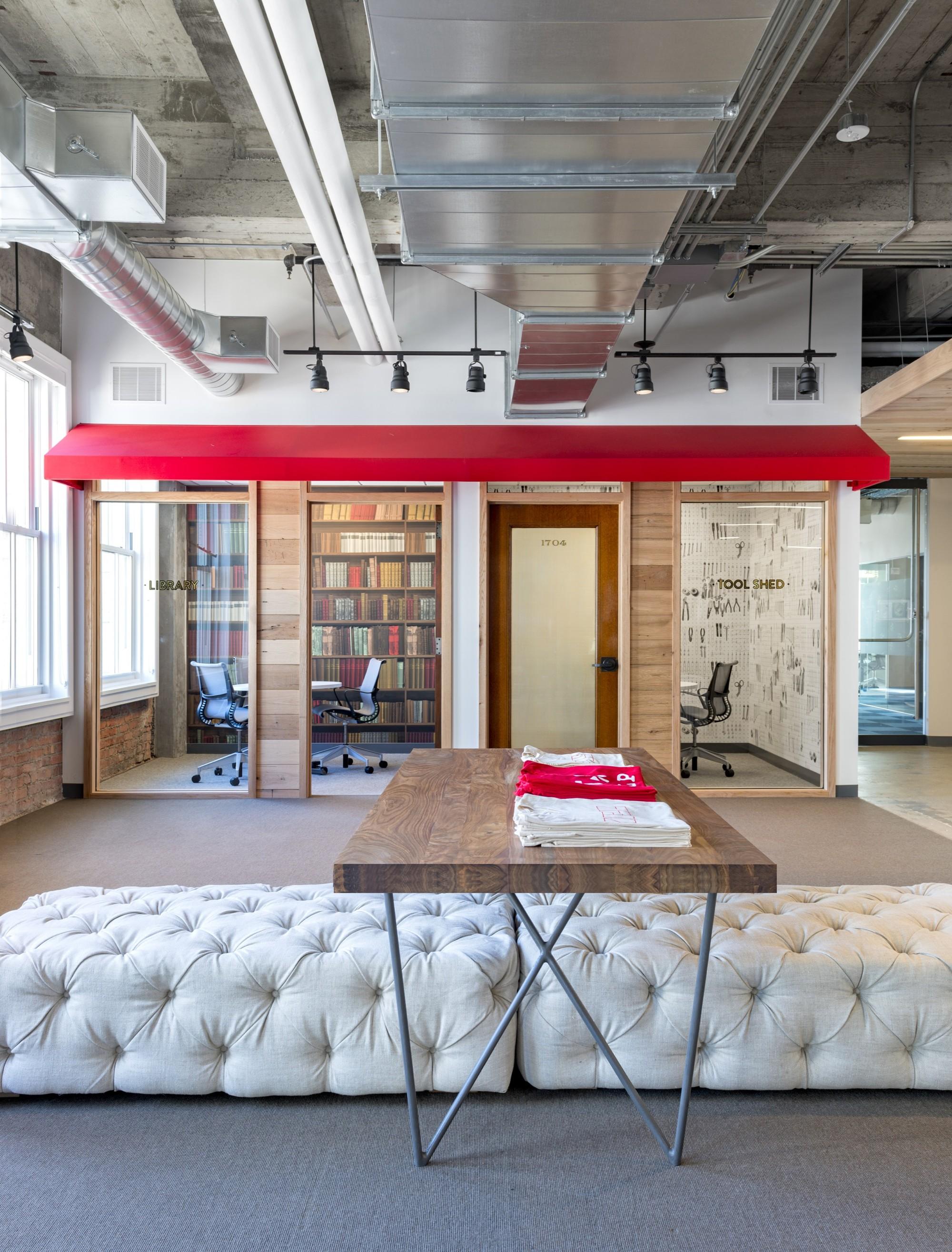Gallery of Yelp Headquarters Studio OA 13