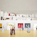 Museum. Image Courtesy of NL Architects