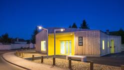 Sardine_ Community Center  / Gayet-Roger Architects