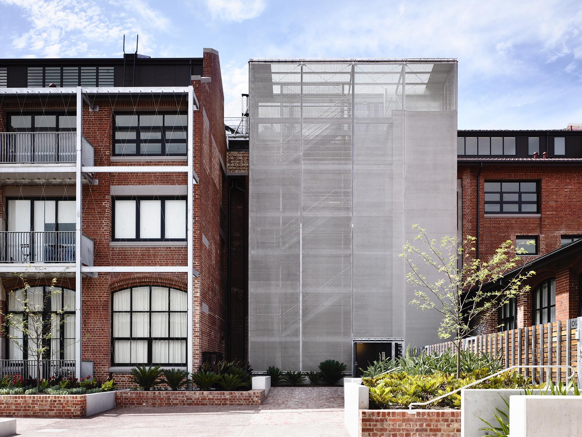 Wertheim Factory Conversion  / Kerstin Thompson Architects, © Derek Swalwell