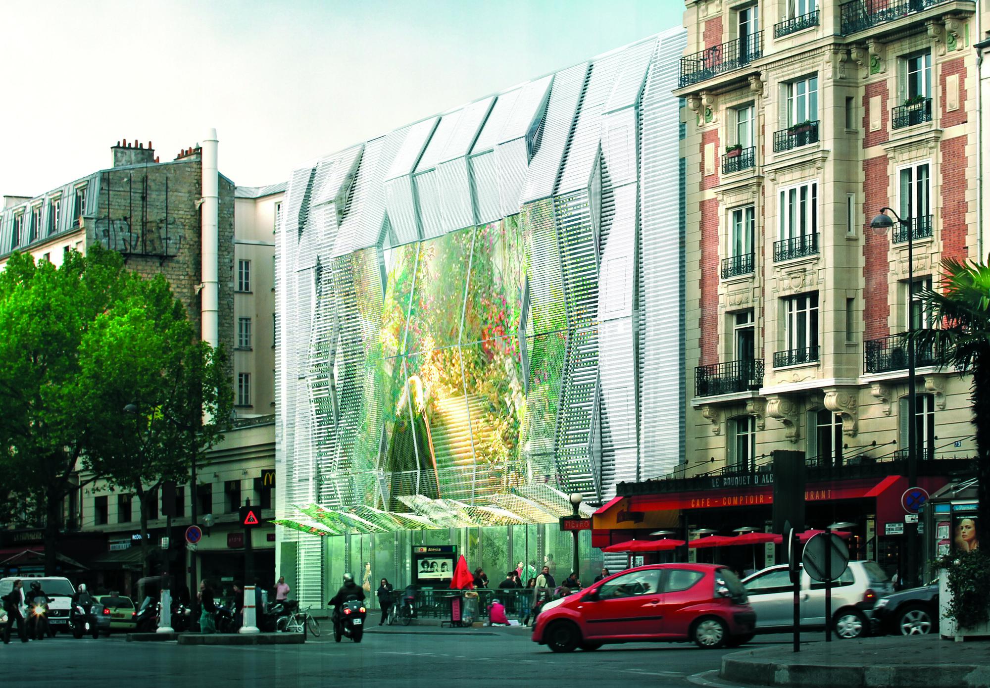 Hotel Paris  Alesia
