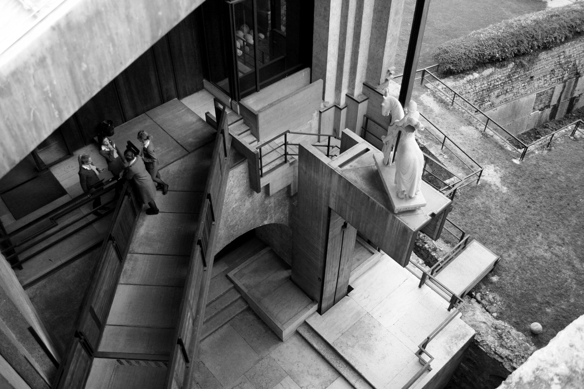 Clásicos de Arquitectura: Restauración del Museo de Castelvecchio en Verona / Carlo Scarpa, © Usuario de Flickr: Iris