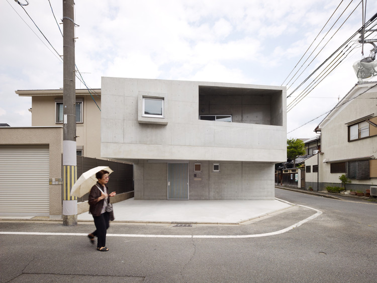 House en Kitaoji  / Torafu Architects, © Daici Ano