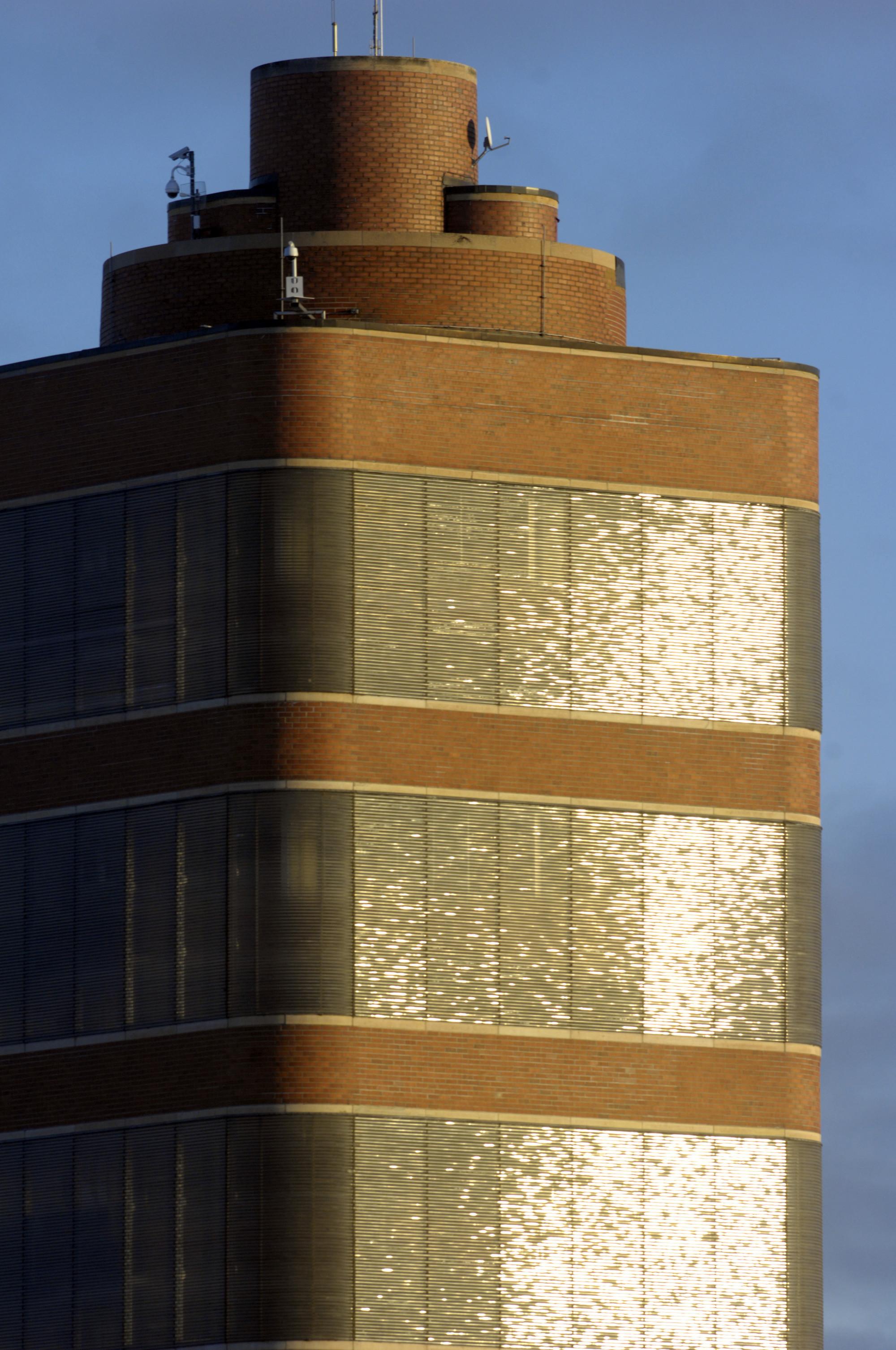 AD Classics: SC Johnson Wax Research Tower / Frank Lloyd Wright