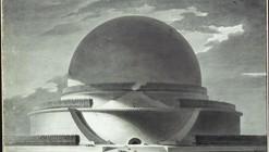 Clássicos da Arquitetura: Mausoléu para Newton / Etienne-Louis Boullée