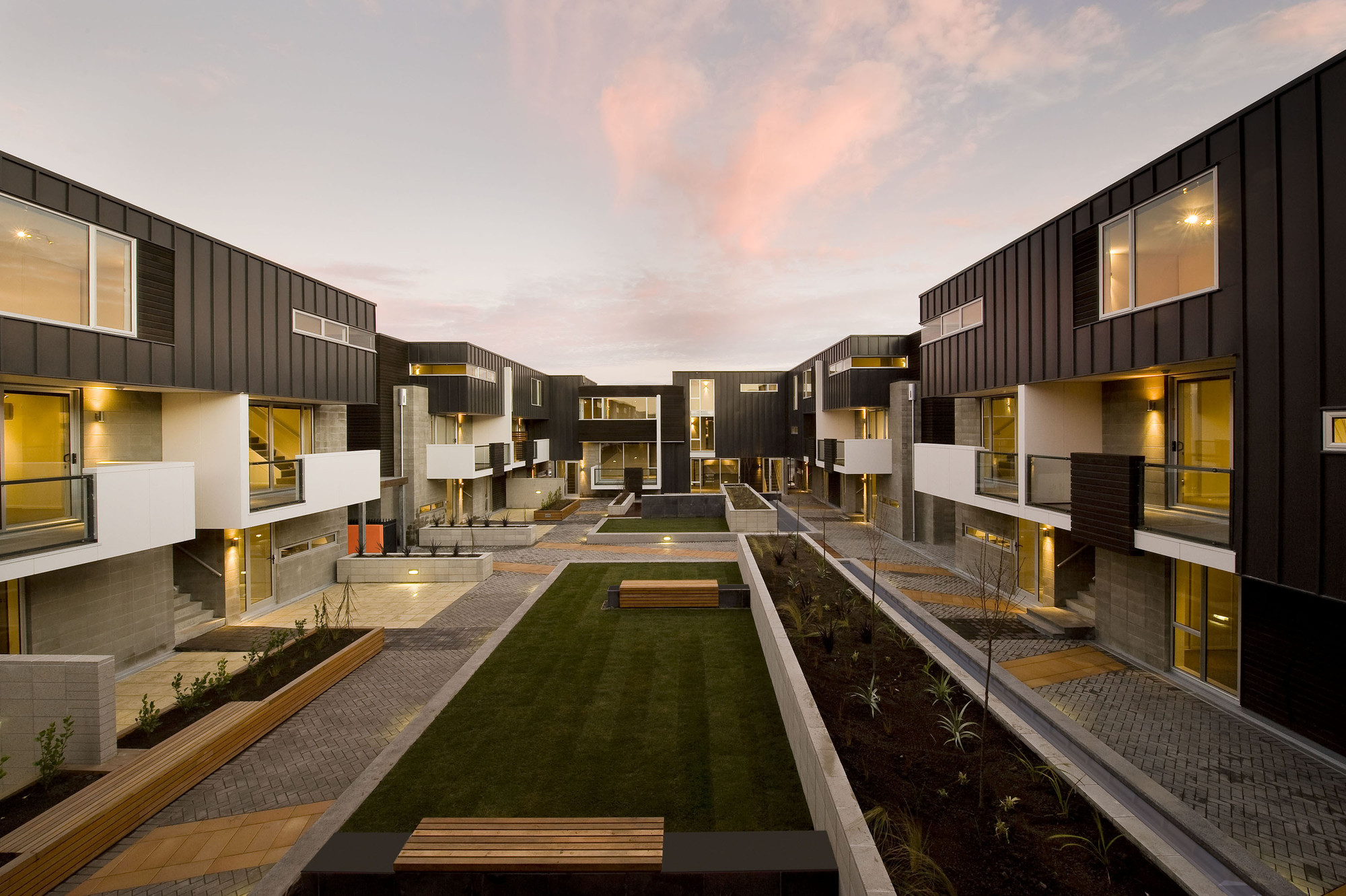 Wilton Close / Cymon Allfrey Architects, © Stephen Goodenough