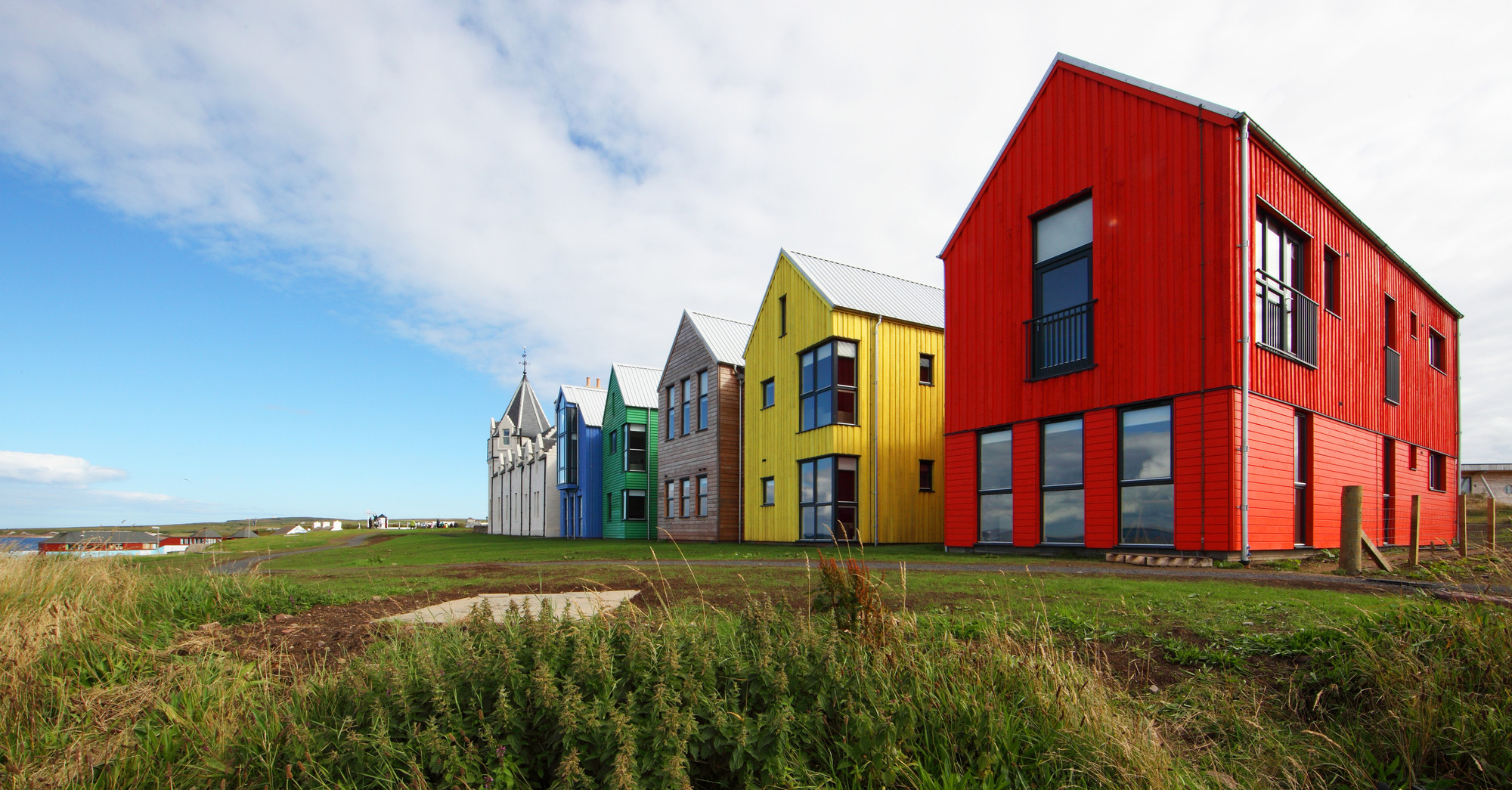 RIAS Announces this Year's 13 Best Scottish Buildings, The Inn at John O'Groats / GLM. Image © Pip Rustage