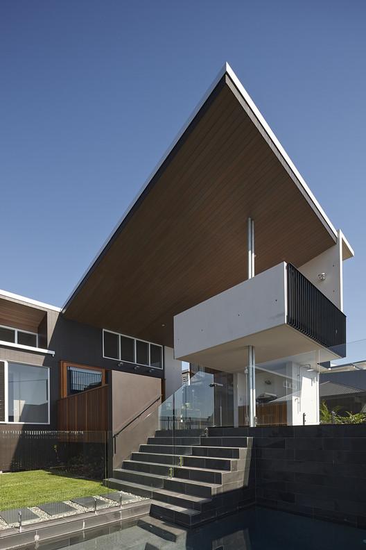 Boarding House  / Shaun Lockyer Architects, © Scott Burrows