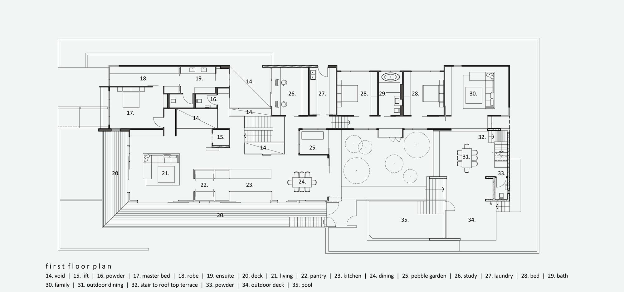 Gallery Of Boarding House Shaun Lockyer Architects 15
