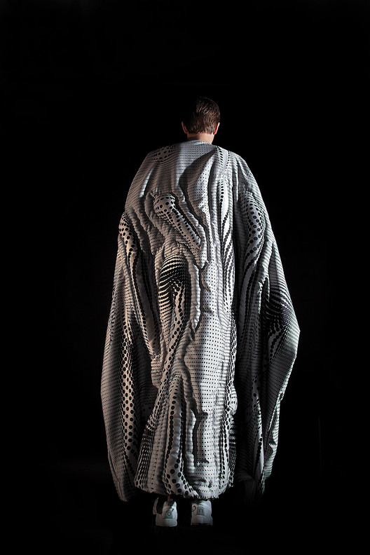 Coop Himmelb(l)au Designs Anti-Surveillance Coat, © Markus Pillhofer