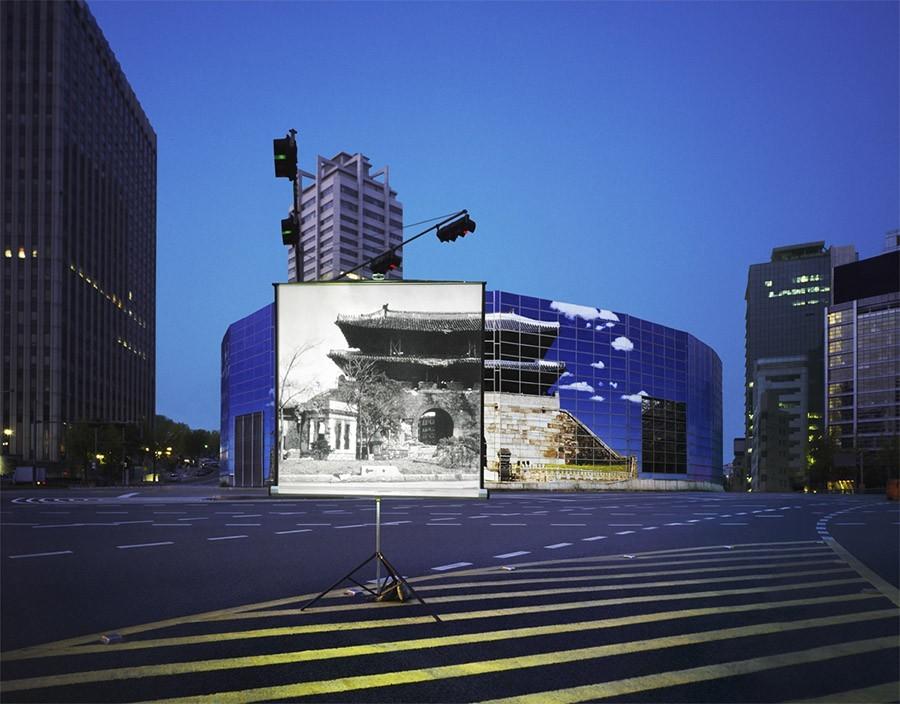 """""""Presente Histórico"""": A transformação da memória urbana de Seul, © Sungseok Ahn"""