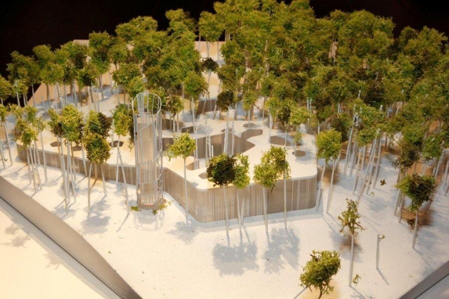 Nieto Sobejano Arquitectos gana concurso para diseñar el Centro Arvo Pärt en Laulasmaa, Estonia
