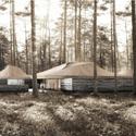 Segundo Lugar: Between Stone and Sky / Allied Works Architecture. Imagen Cortesía de The Union of Estonian Architects