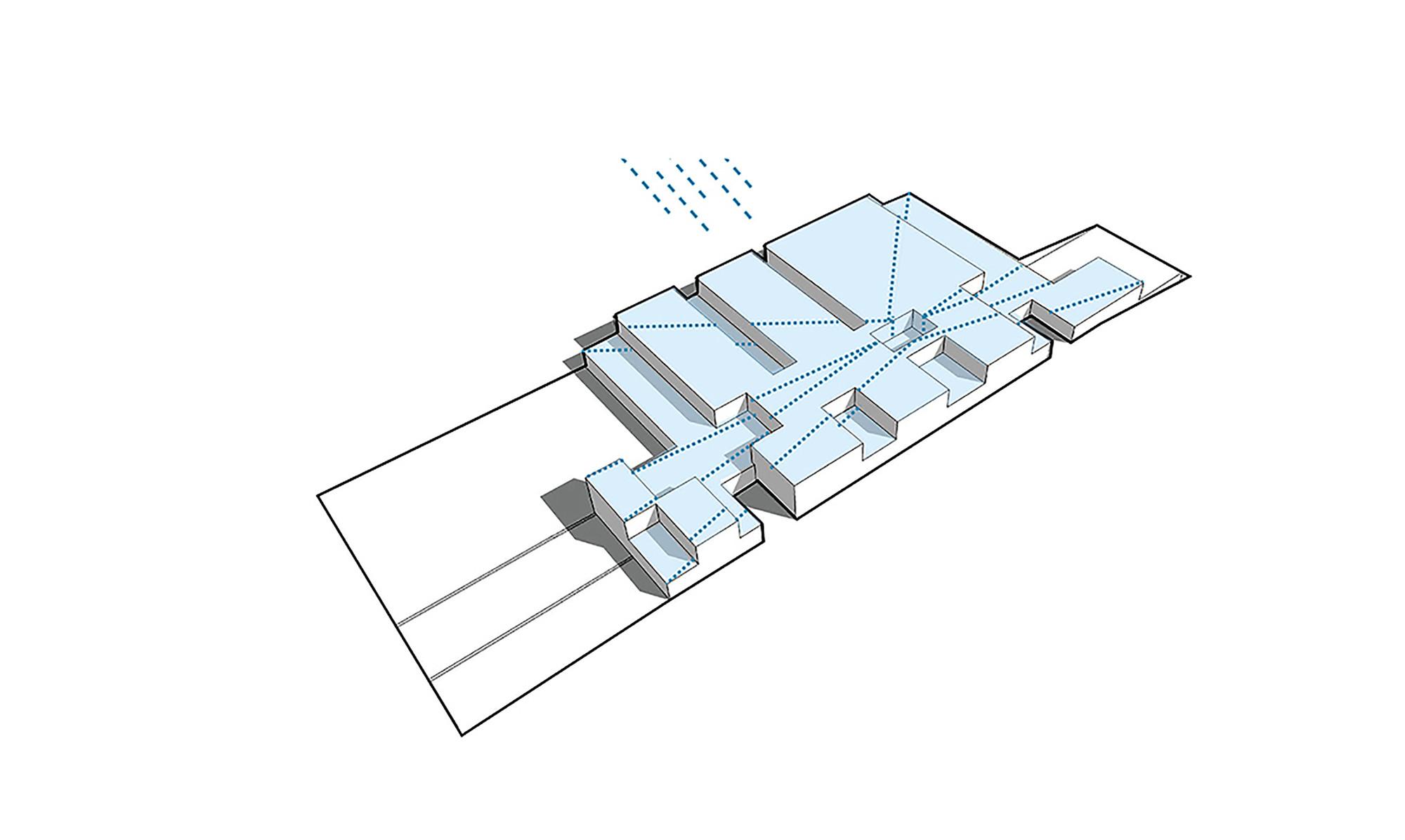 Gallery of Multifunctional swimming pool complex De ...
