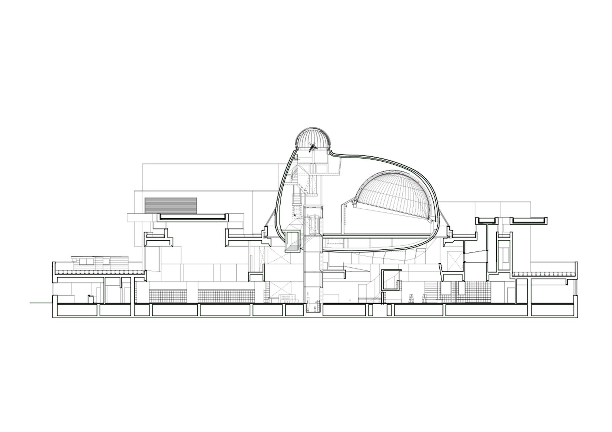 Kadare Cultural Centre Chiaki Arai Urban And Architecture Design