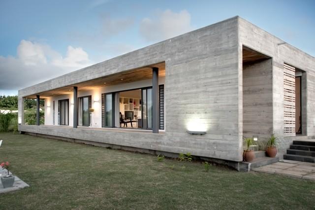 Archivo casas de hormig n a la vista plataforma arquitectura - Casas de hormigon ...