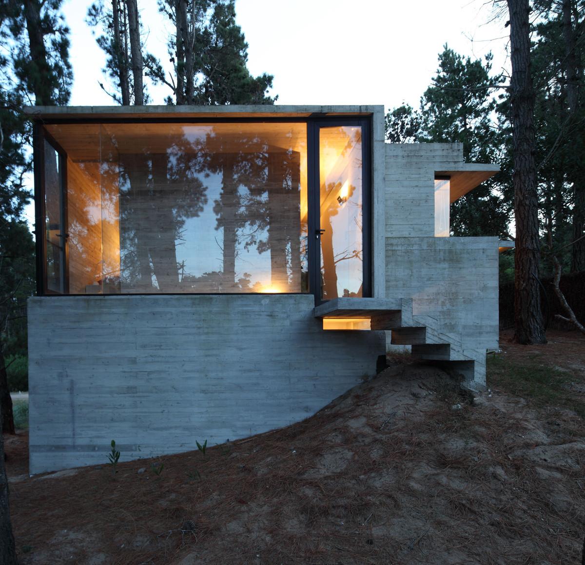 Archivo: Casas de Hormigón a la Vista