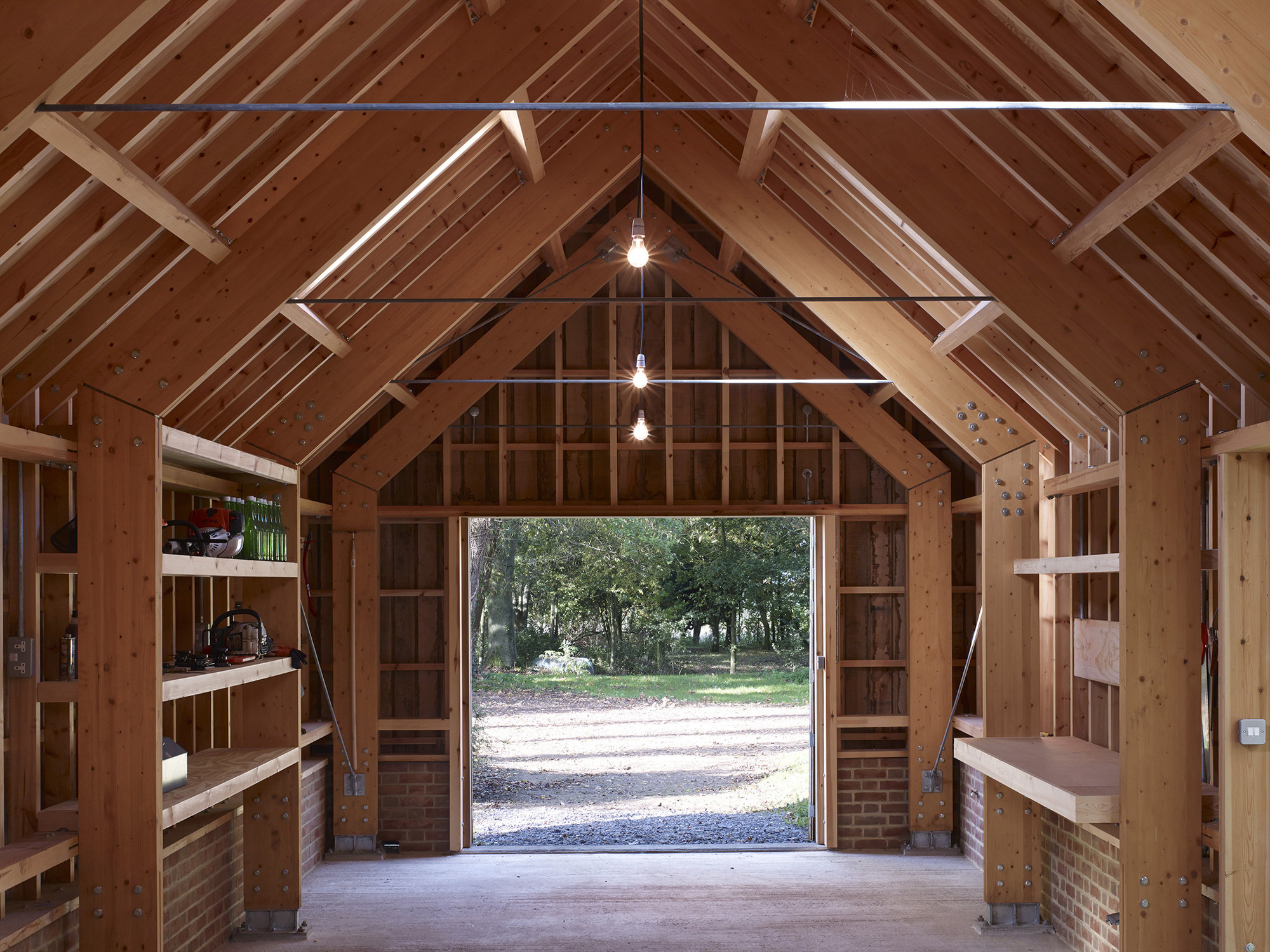 Gallery Of Long Sutton Studio Cassion Castle Architects 8