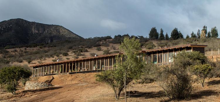 Casa Tierras Blancas / Alberto Browne + Hernán Fontaine, Cortesía de Alberto Browne